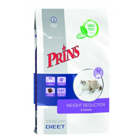 Prins VitalCare diet Weight Reduction & Diabetic